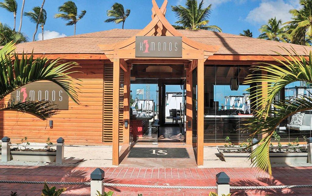 Restaurante Kimono Punta Cana